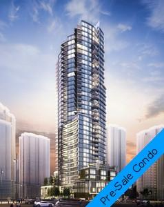 Vancouver West Apartment for sale: Tate Downtown, Studio, 2 bedrooms, 3 bedrooms