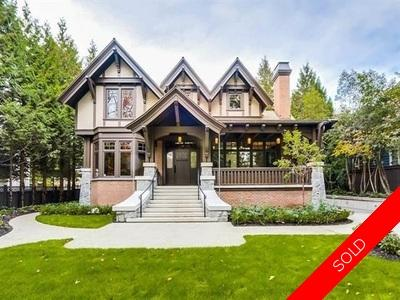 Vancouver West House for sale:  5 bedroom 10,007 sq.ft.